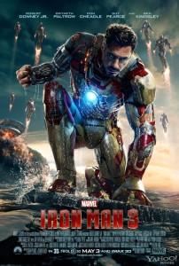 Superhero Summer 2013: Iron Man 3 crushes previous sequel