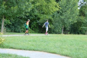 Shredding – The story behind local skateboarding and longboarding