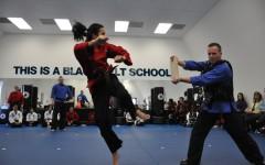 Martial arts: More than just KAR-A-TEE