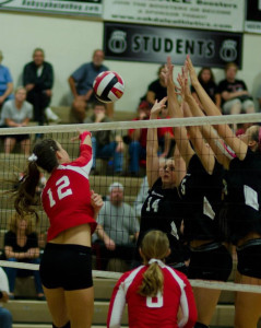 Unglorified sports: Volleyball and field hockey on track for state titles