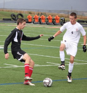 What is the progress with Linganore soccer teams?
