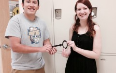 Seniors pass the torch to new leaders for 2015-2016