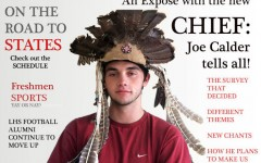 Joe Calder: Most likely to…cheer you to victory
