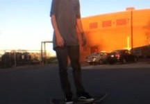 Bryce Watson: Most likely to… become a professional skater