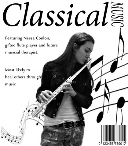 Neesa Conlon: Most likely to. . . heal others through music