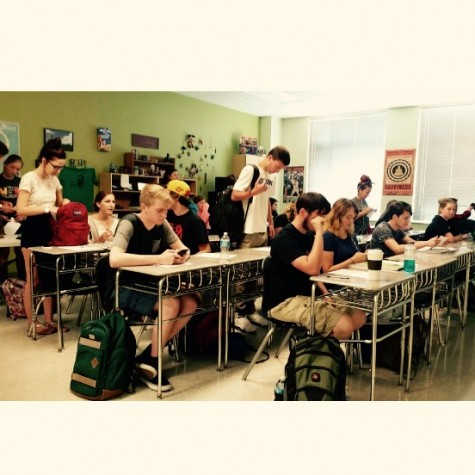 Teachers frustrated about increased class sizes