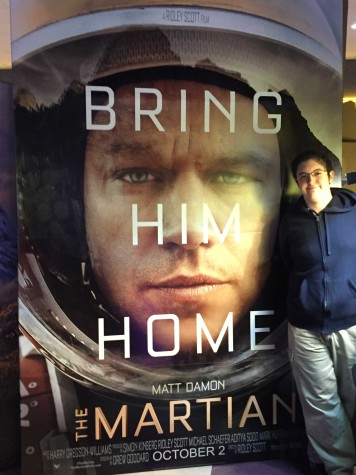 "Movie Review: The Martian ""Bring Him Home"""