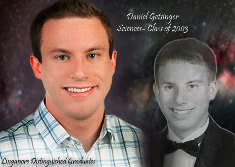 Distinguished Graduates 2015: Daniel Getsinger earns honors in aerospace engineering