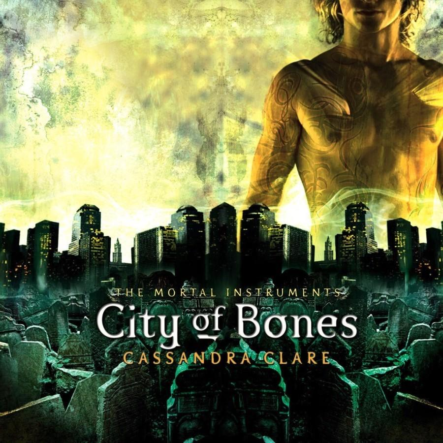 Holiday Gifts:  City of Bones novel great for fantasy lovers