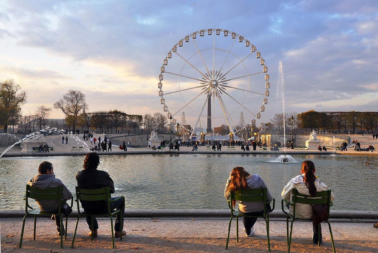 The lance french week take our french culture quiz - Grand bassin de jardin ...