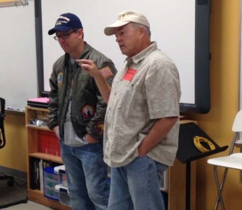 Key Club thanks veterans at November club meeting