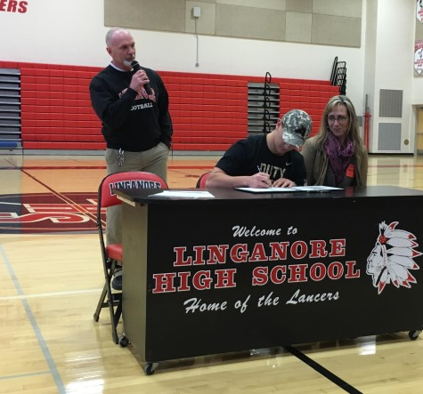 Daniel Ross commits to play lacrosse at West Point