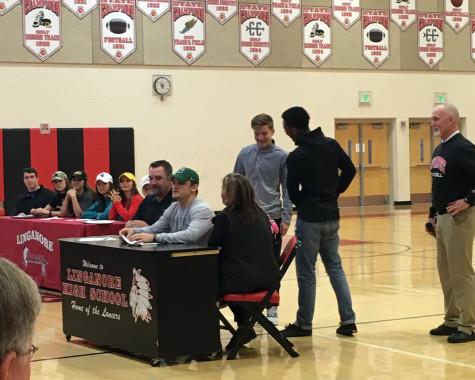 Musselman signs to Slippery Rock University football