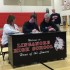 Knotts signs his National Letter of Intent.