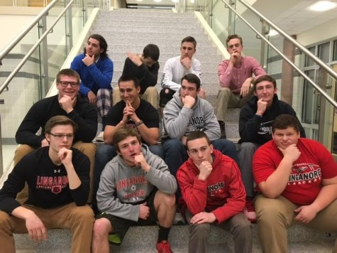 Lancer Media YouTube: Meet the Mr. Linganore 2016 contestants