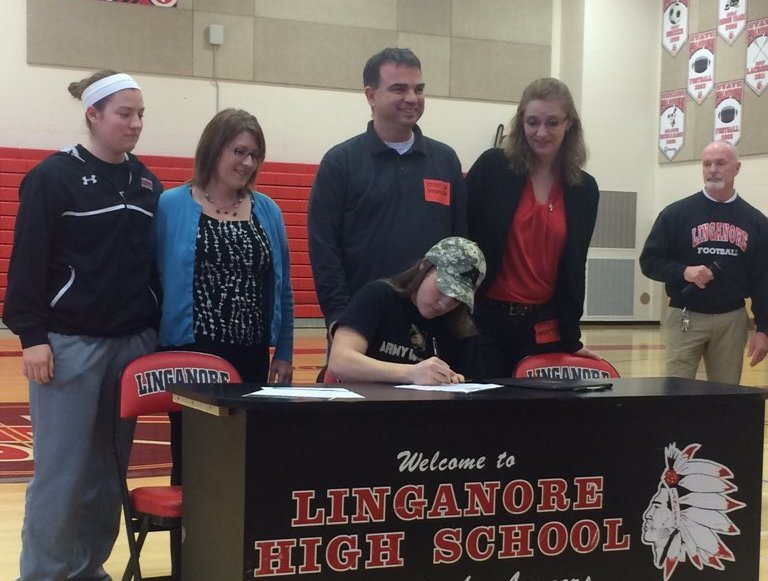 Emma Roerty signs to play lacrosse for West Point