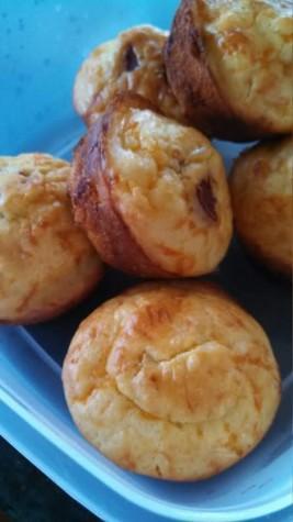 Lancer Media Kitchen: Make all breakfast muffins for Valentines Day