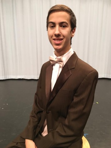 "From Scranton to Linganore: Chris Brown brings ""The Office"" to Mr. Linganore 2016"