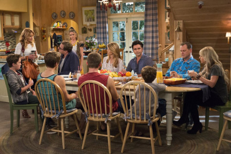 Fuller House:  Just as corny as the original–and that's okay
