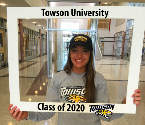 LHSsees2020: Elizabeth Coletti plans to make a roar on the Towson soccer team