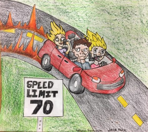 Apau speeds in to a new opinion about raising the speed limit