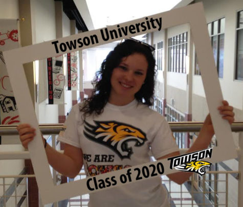 LHSsees2020: Rachel Femiano dances her way to Towson