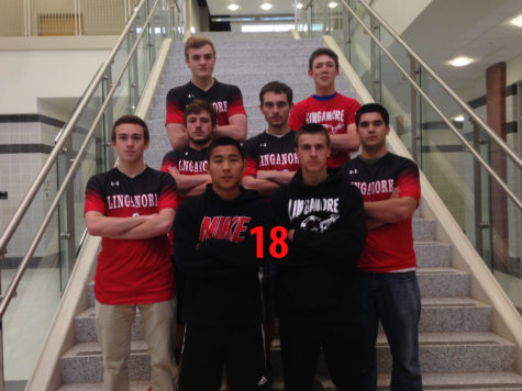 Class of 2016: Boys Varsity players celebrate 18 days left with their final goal