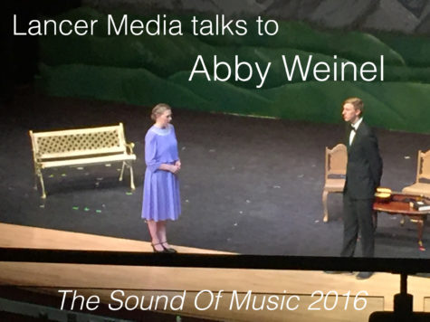 "Abby Weinel talks about her role in ""The Sound of Music"""