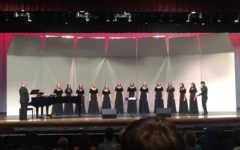 Vocal ensemble concert sings the night away: Photo of the Day 5/17/16