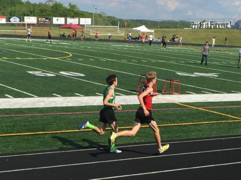 Hewitson qualifies for the 2016 MPSSAA State Championships in four events