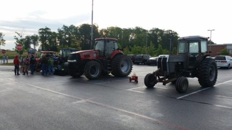 Rev up your tractors for Drive Your Tractor to School Day