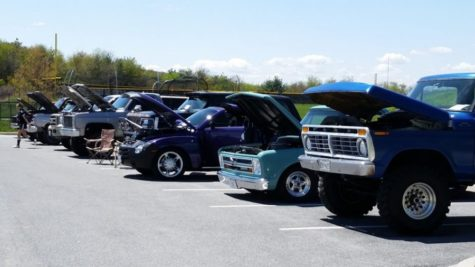 Trucks, Bikes, and Cars, Oh my: Lancers Make It Happen plans second annual car show