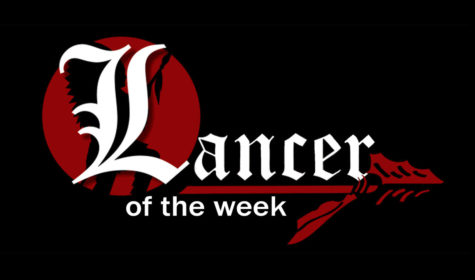#Lanceroftheweek: Nominate someone today