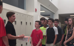 8th graders get a glance of their future at Linganore: Photo of the Day 6/7/16
