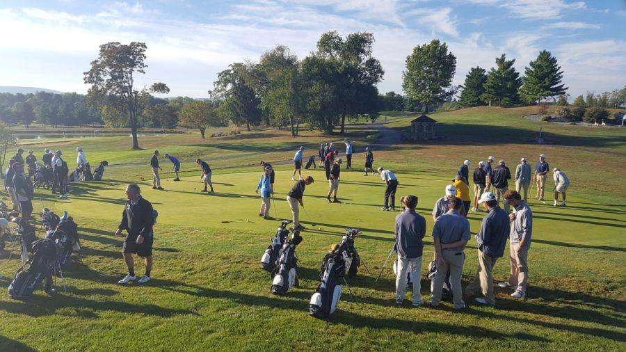 Golf team and McFadden win big in MPSSAA District Tournament: Photo of the Day 9/27/16