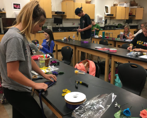Horticulture students bloom in Community Show season: Photo of the Day 9/21/16