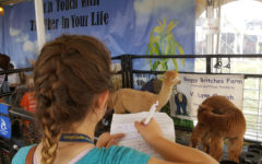 The Pre-Vet Small Animal Care goes to Great Frederick Fair; Photo of the Day 9/20/16