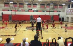Varsity volleyball wins against Winters Mill High School: Photo of the Day 9/14/16