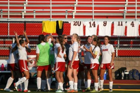 JV Girls soccer beats Walkersville with two minutes left on the clock: Photo of the Day 10/11/16