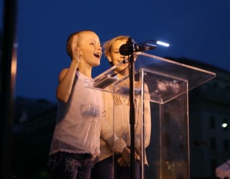 Surviving Cancer: Witnessing to the truth and raising awareness for CureFest