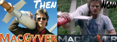MacGyver– necessity is the mother of re-invention
