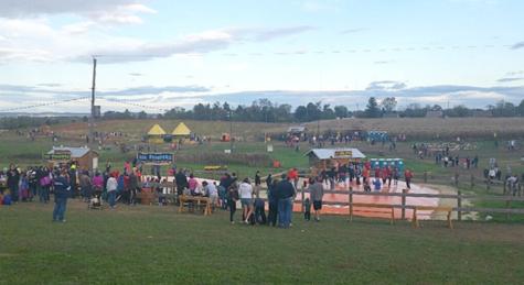 Summers Farm celebrates their 20th annual fall festival