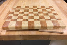 """Woodworking creates """"cutting edge"""" cooking technology gifts: Photo of the Day 11/23/16"""