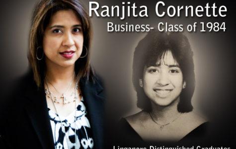 Distinguished Graduates 2016: Ranjita Cornette means business