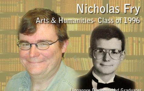 Distinguished Graduates 2016: Nick Fry, pursuing his life goals
