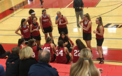 Varsity girls win Poolesville basketball scrimmage: Photo of the Day 11/28/16