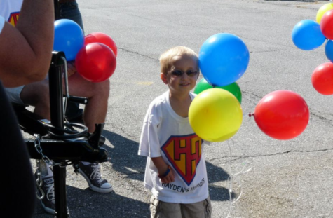 Hayden's Heroes: Providing hope for people with Histiocytosis