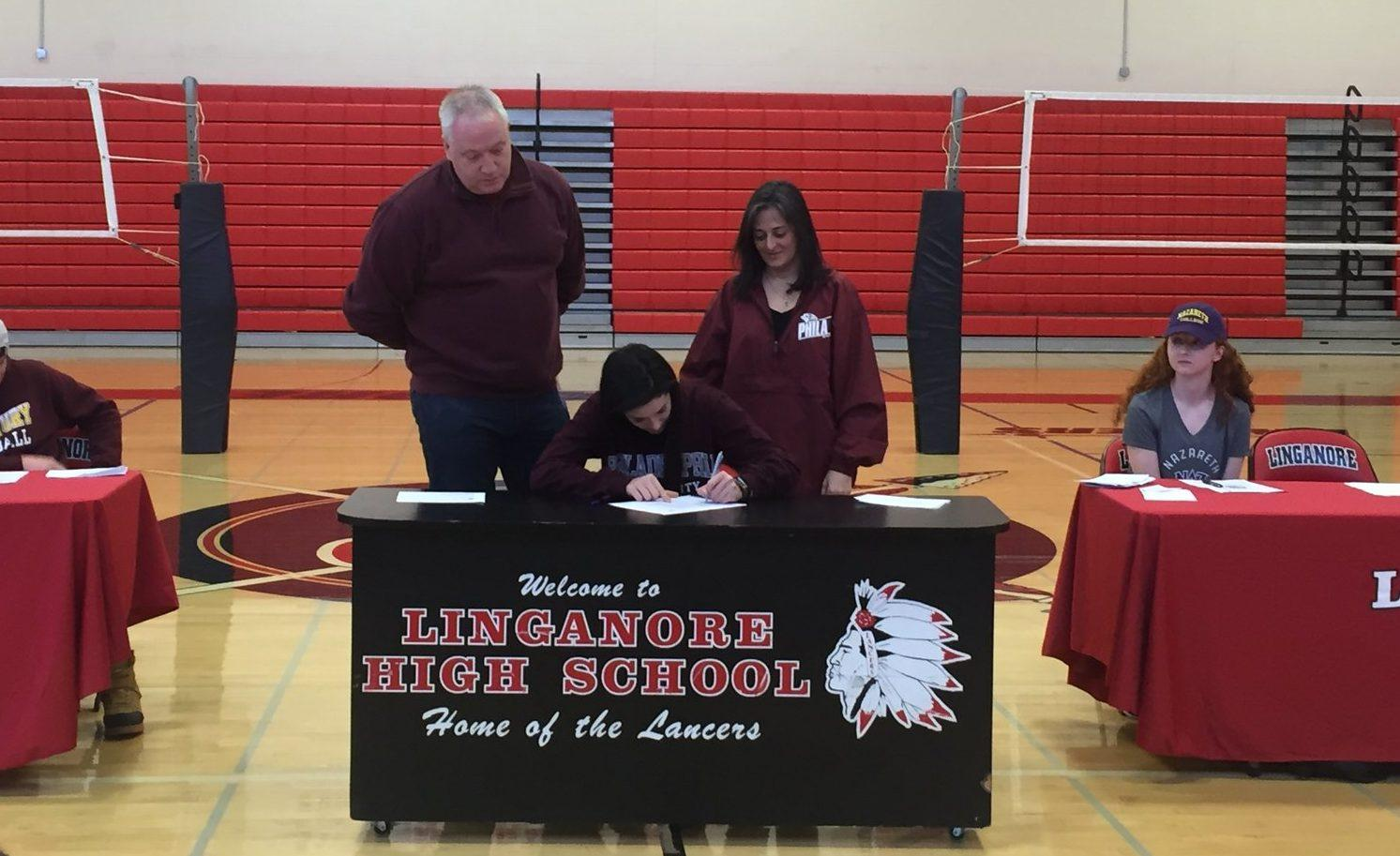 "Soccer player Lapen ""Rams"" her way into Philadelphia University"