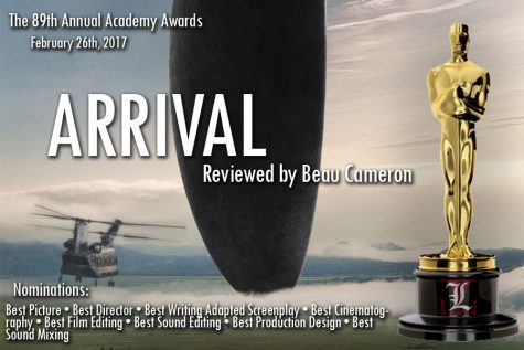 Arrival crash lands at the Oscars