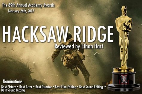 Hacksaw Ridge will have you on your feet from start to finish